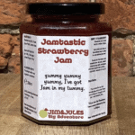 Jamtastic Strawberry Jam